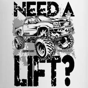 Truck Need a Lift Mugs & Drinkware - Coffee/Tea Mug