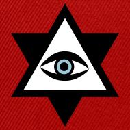 Design ~ illuminati snap-back #DIOE