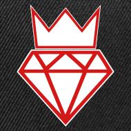 Design ~ diamondz ink snap back