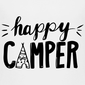 HAPPY CAMPER Kids' Shirts - Kids' Premium T-Shirt