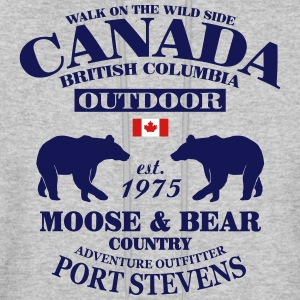 British Columbia - Canadian Wilderness Hoodies - Men's Hoodie
