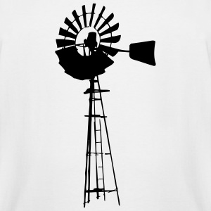 Windmill T-Shirts - Men's Tall T-Shirt