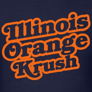 Orange Krush T-Shirts - Men's T-Shirt