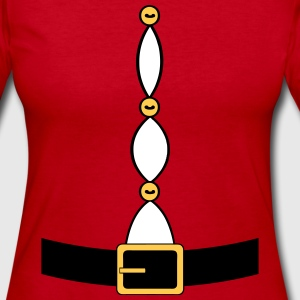 Santa Claus Long Sleeve Shirts - Women's Long Sleeve Jersey T-Shirt