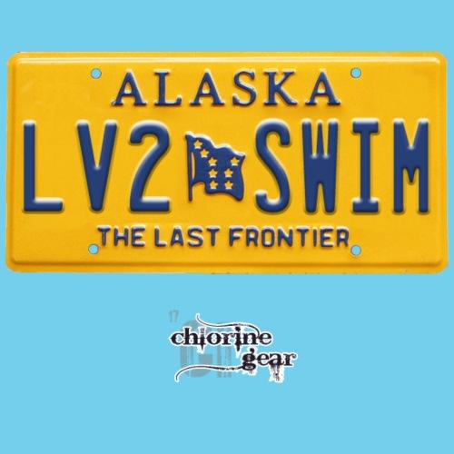 AK license plate