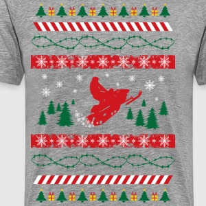 Ugly Christmas Sweater T-Shirts - Men's Premium T-Shirt