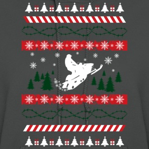 Ugly Christmas Snowmobile Hoodies - Women's Hoodie