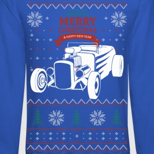 Hot Rod Christmas - Crewneck Sweatshirt
