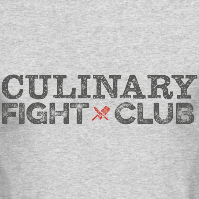 Culinary Fight Club - Gray Long Sleeve