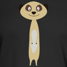 Meerkat Long Sleeve Shirts
