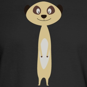 Meerkat Long Sleeve Shirts - Men's Long Sleeve T-Shirt