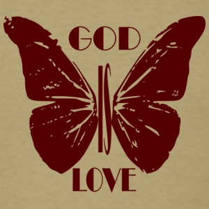 God is Love - Men's T-Shirt
