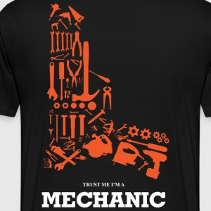 Trust Me I'm a Mechanic - Men's Premium T-Shirt