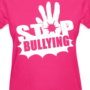 Stop Bullying Limited Shirt Women's T-Shirts - Women's T-Shirt