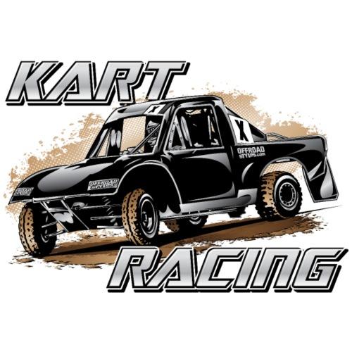 Modified JR2 Kart black