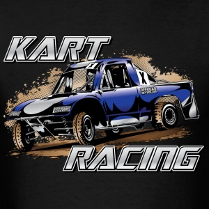 Modified JR2 Kart blue T-Shirts - Men's T-Shirt