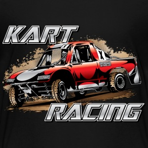 Modified JR2 Kart red Kids' Shirts - Kids' Premium T-Shirt