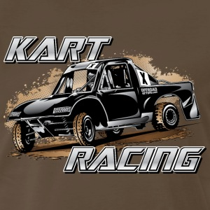 Modified JR2 Kart black T-Shirts - Men's Premium T-Shirt