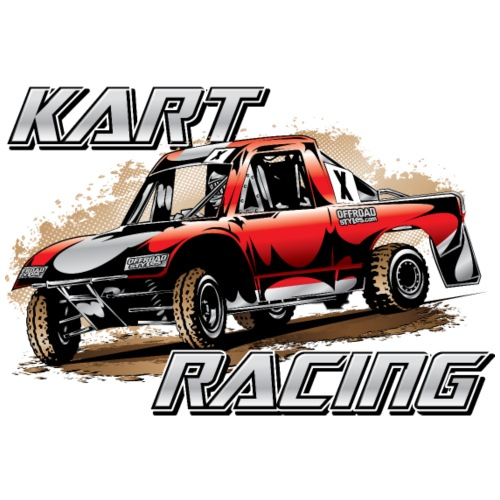 Modified JR2 Kart red