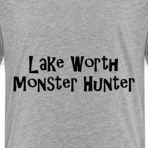 lake worth monster hunter Baby & Toddler Shirts - Toddler Premium T-Shirt