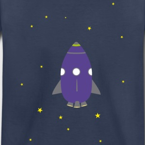 Purple rocket Baby & Toddler Shirts - Toddler Premium T-Shirt