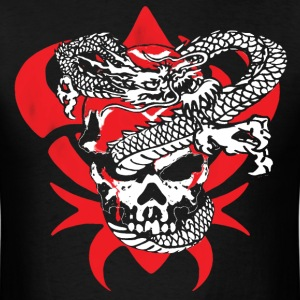 FiRESiGN Dragon Skull T-Shirt - Men's T-Shirt