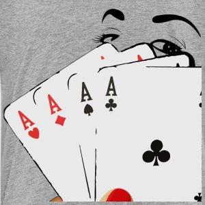 Poker - Toddler Premium T-Shirt