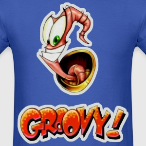 Earthworm Jim - Men's T-Shirt