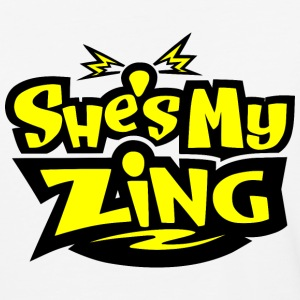 She's my Zing T-Shirts - Baseball T-Shirt