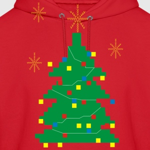 Christmas Tree Sweater - Men's Hoodie