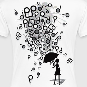 Singin' in the Rain - Women's Premium T-Shirt