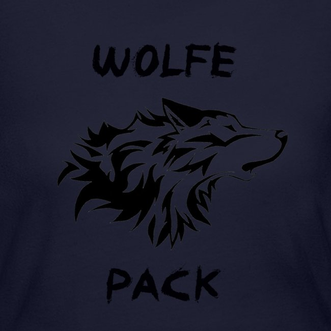Wolfe Pack (Ladies - Long Sleeve)