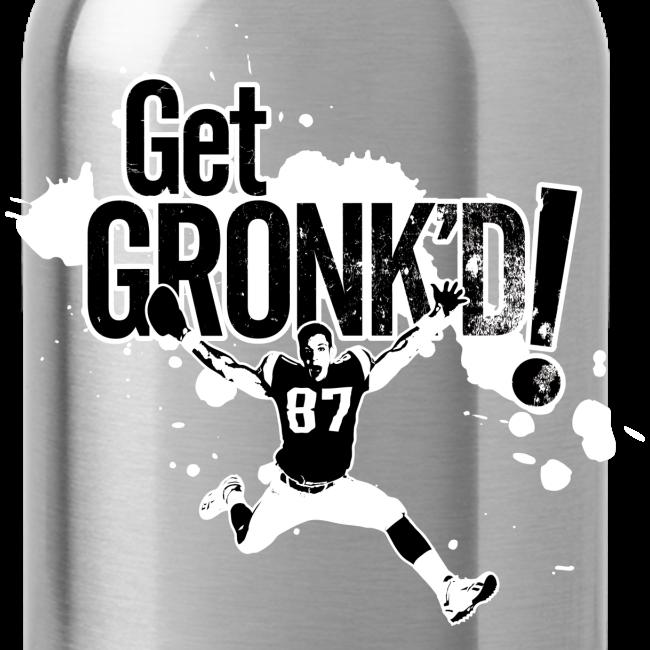 Gronk Jump Water Bottle