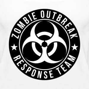zombie-outbreak-response-team Tanks - Women's Premium Tank Top