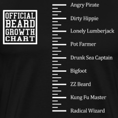 Funny Beard Ruler Shirt