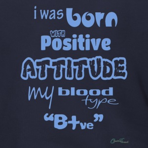 positive-attitude Zip Hoodies & Jackets - Men's Zip Hoodie