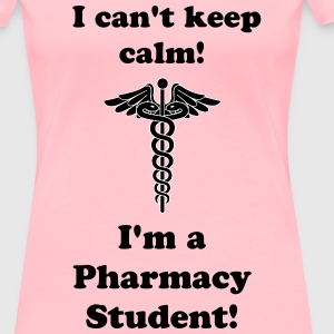 Pharmacy Student Shirt - Women's Premium T-Shirt