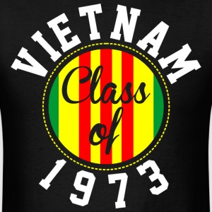 Vietnam Class Of 1973  - Men's T-Shirt