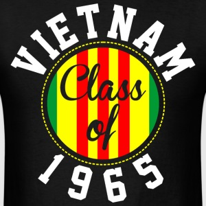 Vietnam Class Of 1965  - Men's T-Shirt