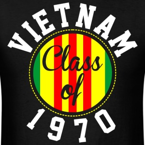 Vietnam Class Of 1970  - Men's T-Shirt