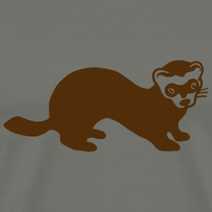 Ferret - Men's Premium T-Shirt