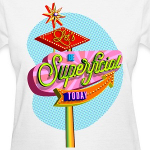 Superficial Women's Essential - T-shirt pour femmes
