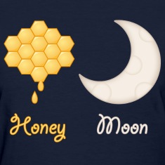 Funny Honey Moon Wedding T-Shirt