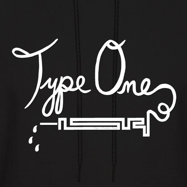 Type One - Needle Design - White