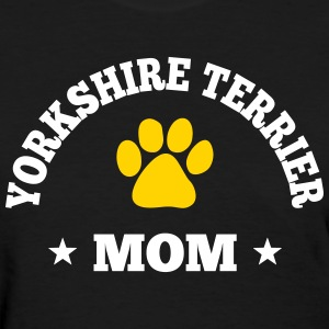 Yorkshire Terrier Mom Women's T-Shirts - Women's T-Shirt