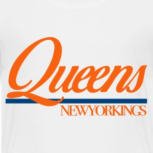 Queens NewYorKings Baby & Toddler Shirts - Toddler Premium T-Shirt