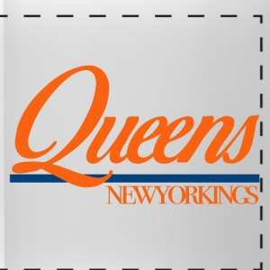 Queens NewYorKings Mugs & Drinkware - Panoramic Mug