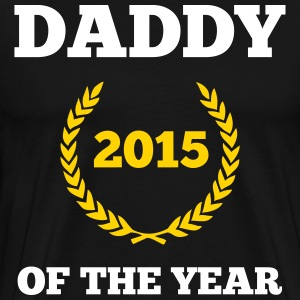 Daddy Of The Year T-Shirts - Men's Premium T-Shirt