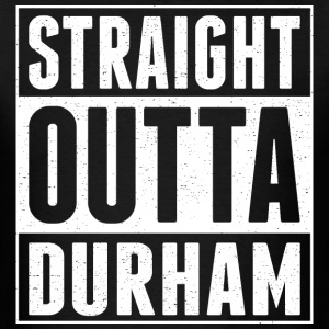 Straight Outta Durham - Men's T-Shirt