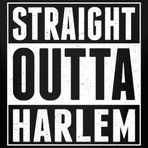Straight Outta Harlem - Men's T-Shirt